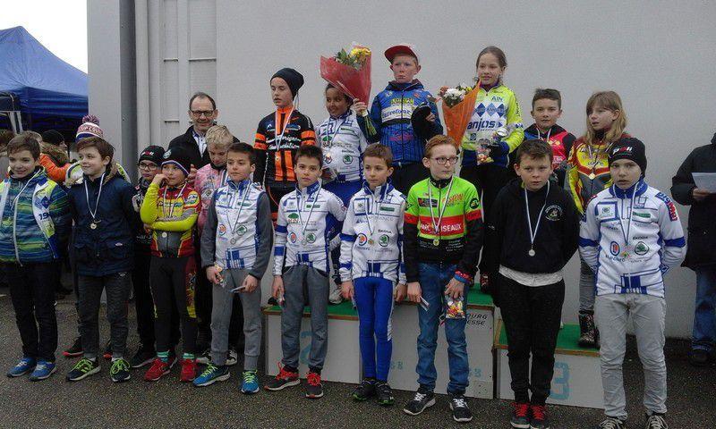 Photos de la course de Cénord, 18 mars 2018