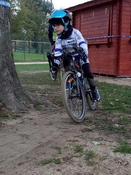 Championnat de l'Ain cyclo cross 2018