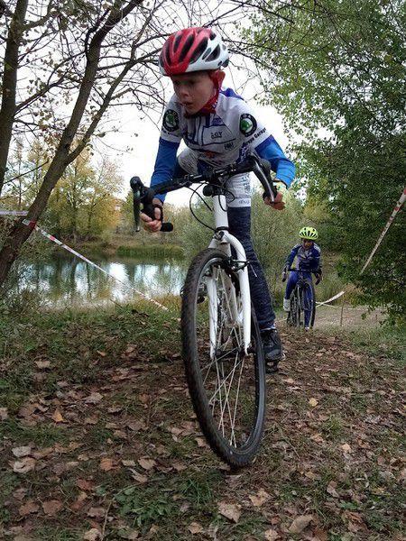 Cyclo cross de Belleville