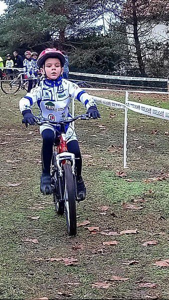 Cyclo cross de St Vulbas