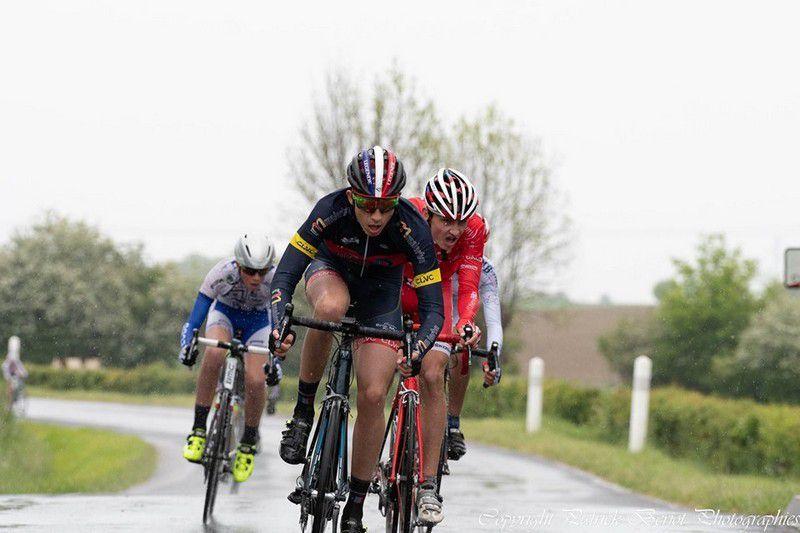 Championnat Ain Rhône à Cuet, Montrevel-en-Bresse