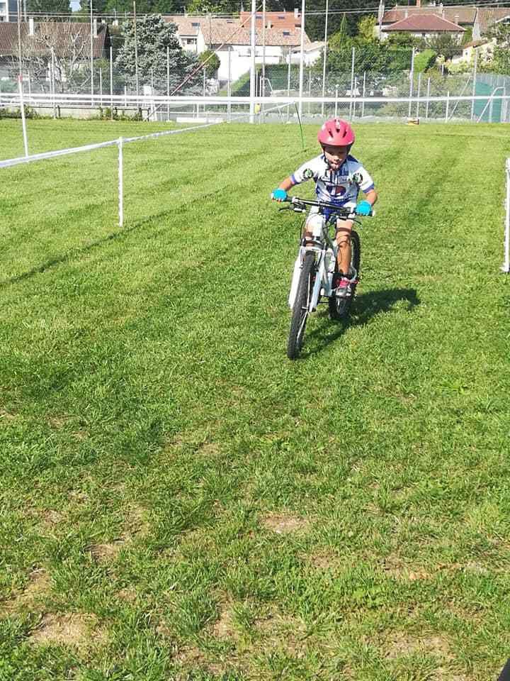 Cyclo cross de Coligny