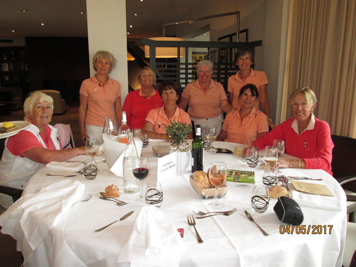 2017 Ladies French Riviéra Trophy au Royal Mougins