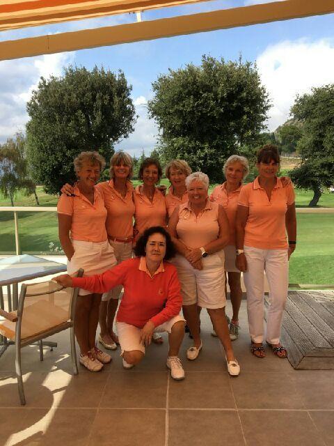 2017 Ladies French Riviéra Trophy au Golf Club de Monte Carlo