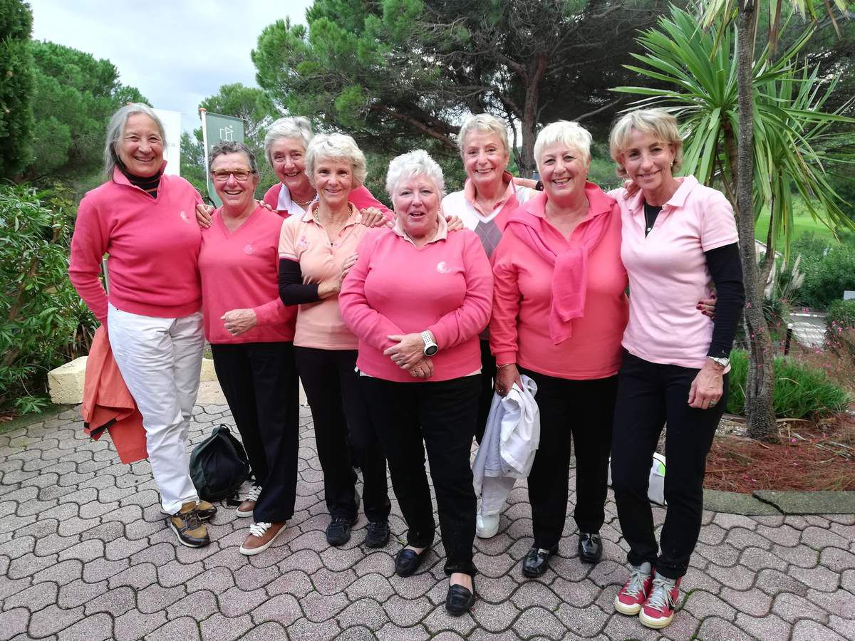 2018 Ladies French Riviéra au Golf Club de l 'Estérel