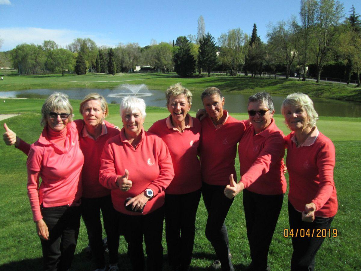 2019 Le French Ladies Riviéra au Golf de la Grande Bastide