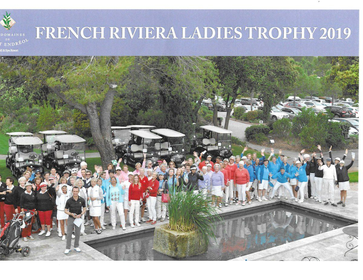 12 clubs participent au French Ladies Riviéra Trophy