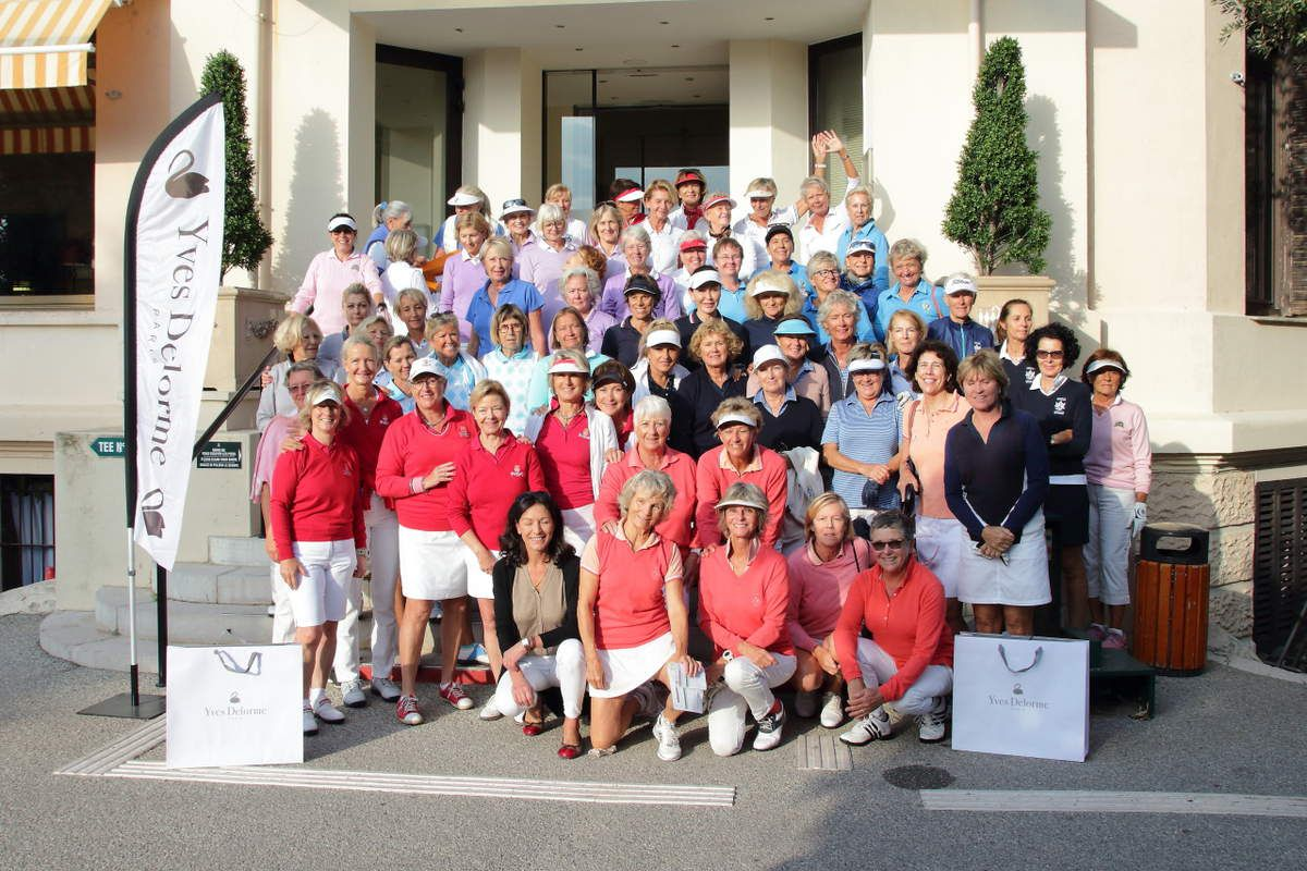 2019 Le French Ladies Riviéra au Golf Club de Monte Carlo
