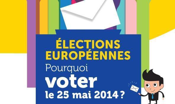 Elections européennes : pourquoi voter le 25 mai 2014 ?