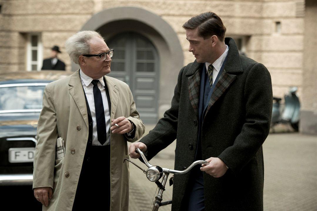 Fritz Bauer, un héros allemand : Photo Burghart Klaußner, Ronald Zehrfeld