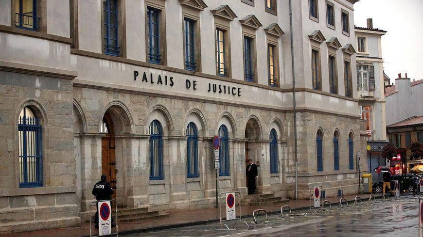 Le palais de justice de Valence © Radio France - Stéphane Milhomme