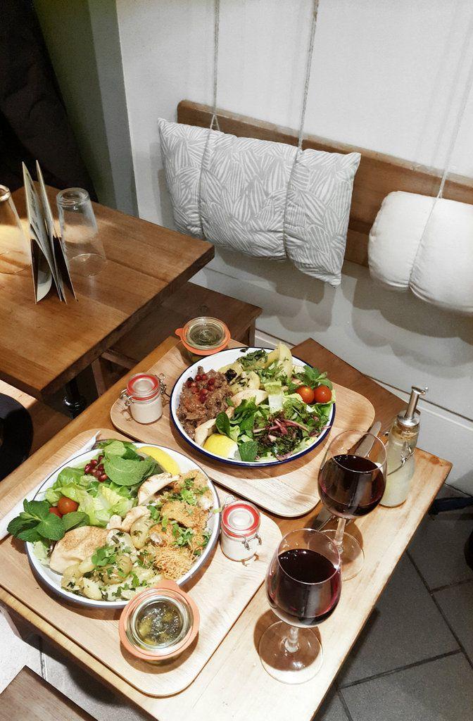 Restaurant: Olive & Thym
