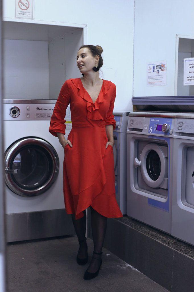 Un dimanche à la laverie