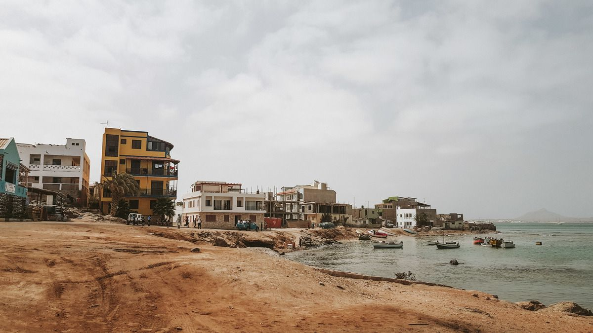 Séjour au Cap Vert: L'île de Boa Vista