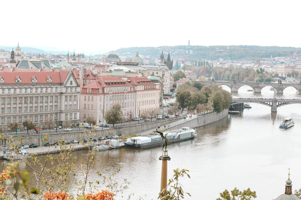 Un week-end à Prague