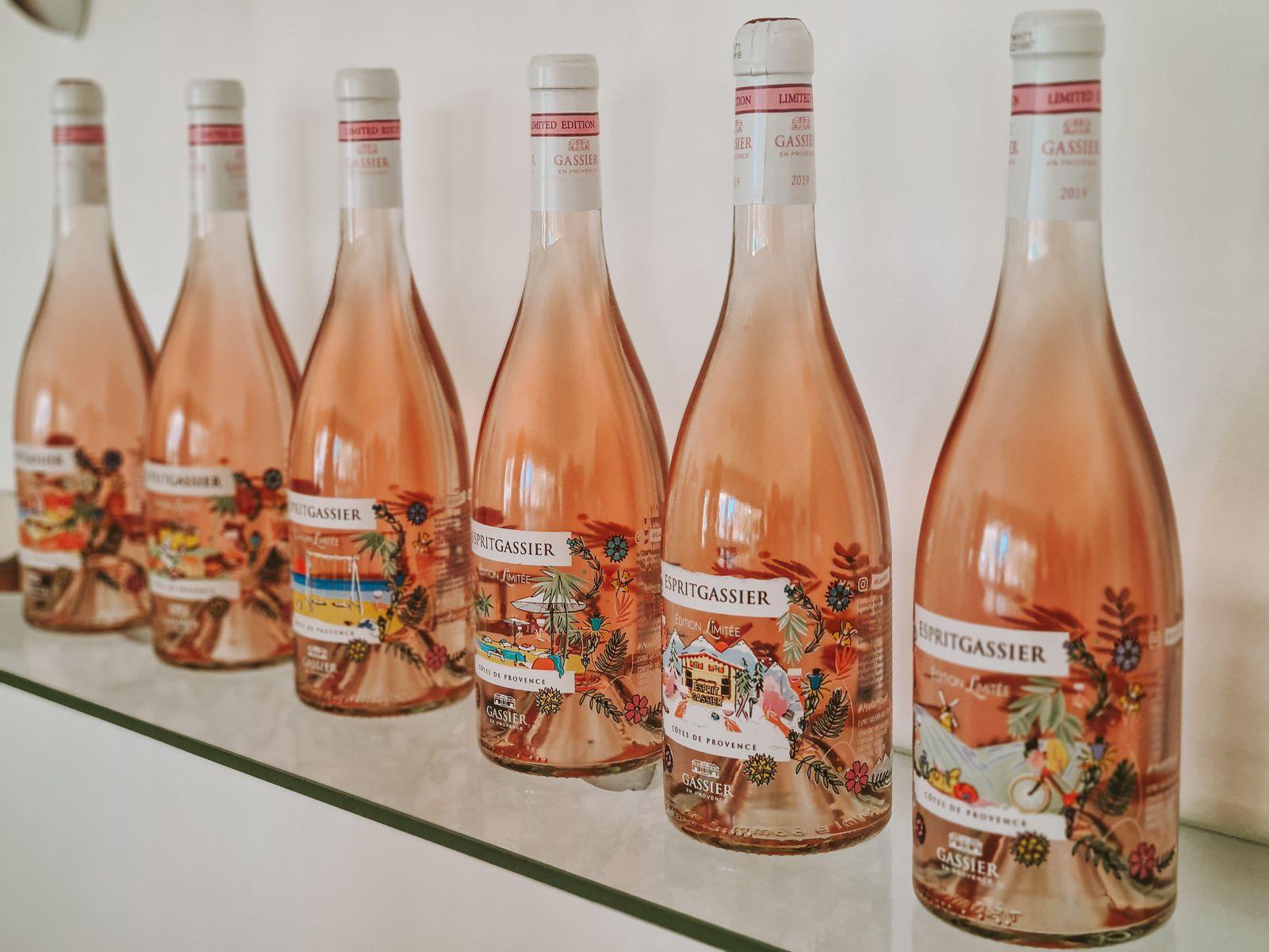 Mon séjour en Provence avec les vins Côtes de Provence
