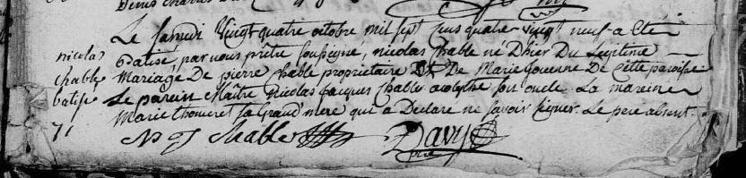 AD Orne - Bellou-en-Houlme - Registre paroissial 3NUMECRP40/EDPT181_26 – Vue 178