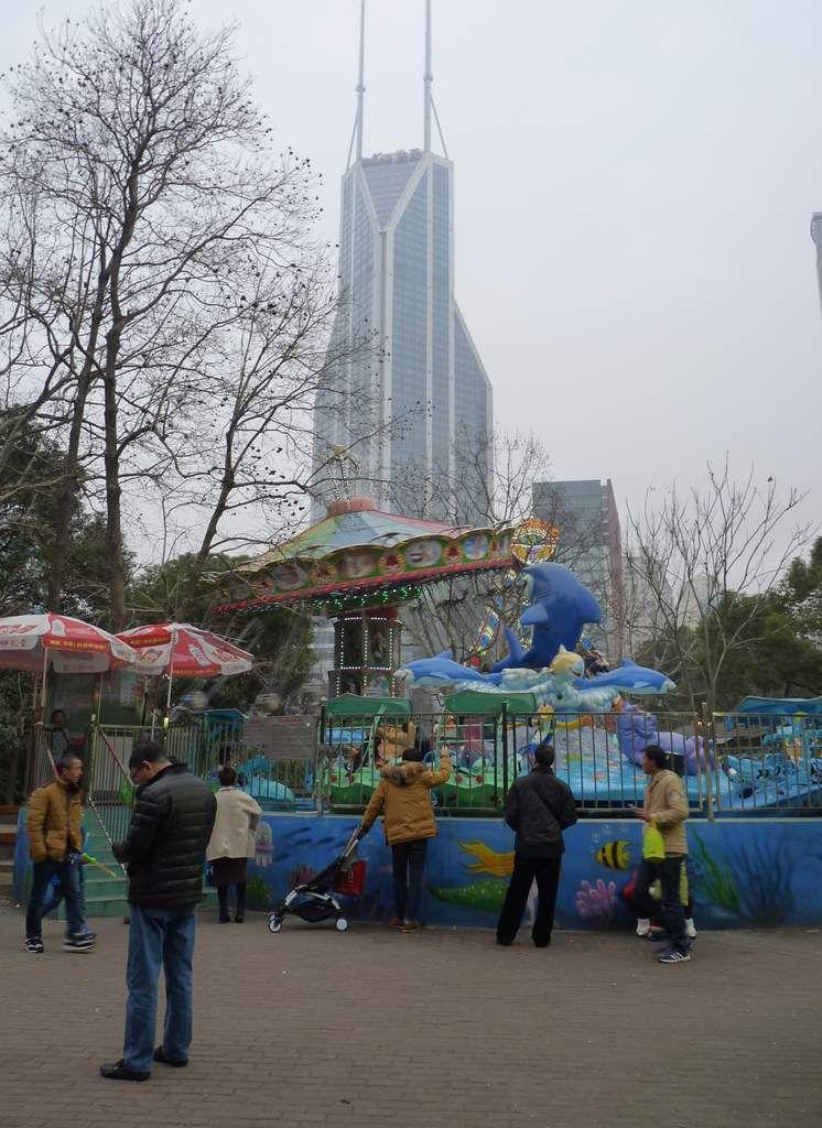 Retour de Chine :1)Shanghai