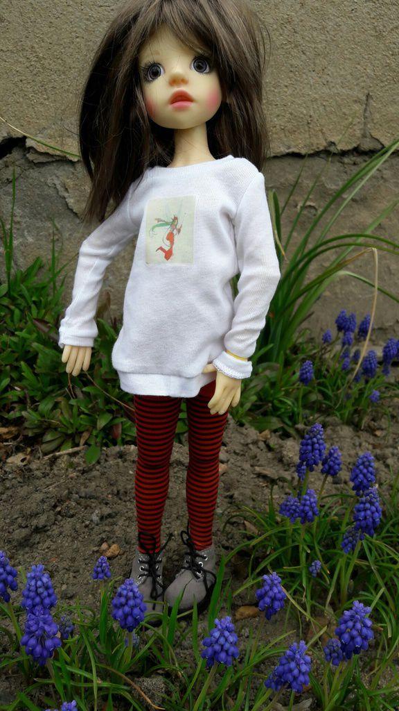 Un petit air de printemps pour Amélie!