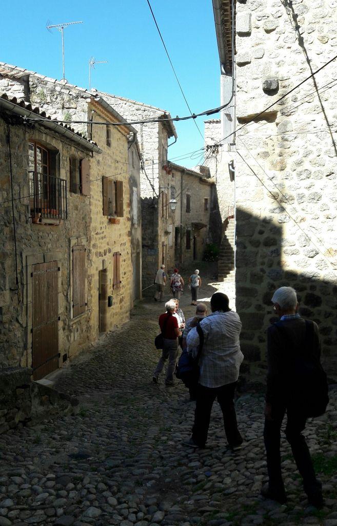 Trois jours en Ardèche