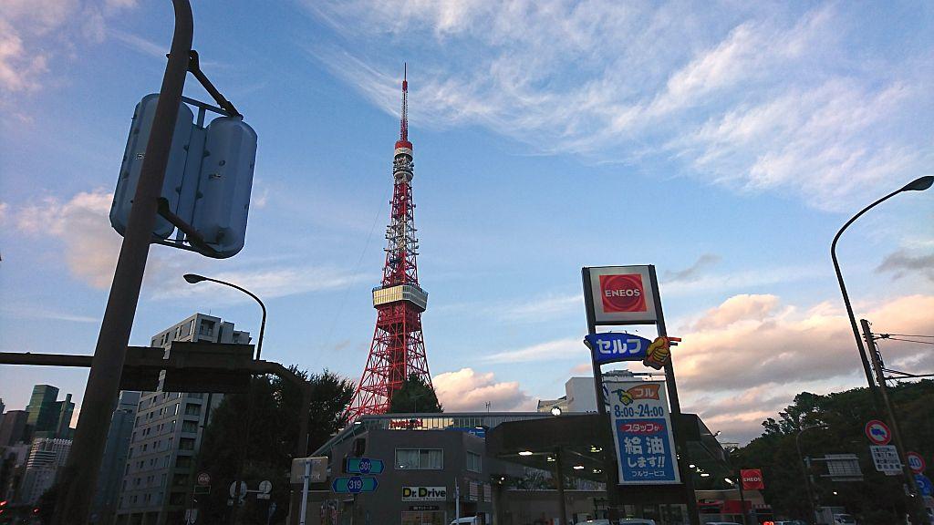 Tokyo Tower, la Tour Eiffel du Japon🗼