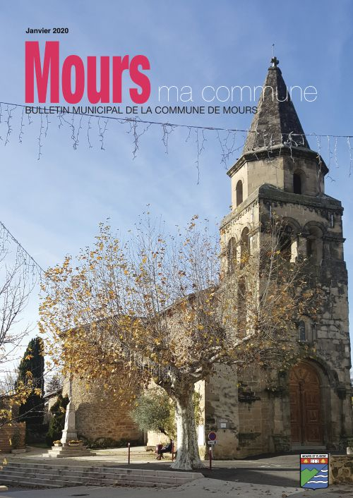 Mours ma commune 2020