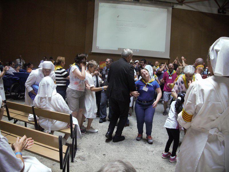 Messe d'onction des malades