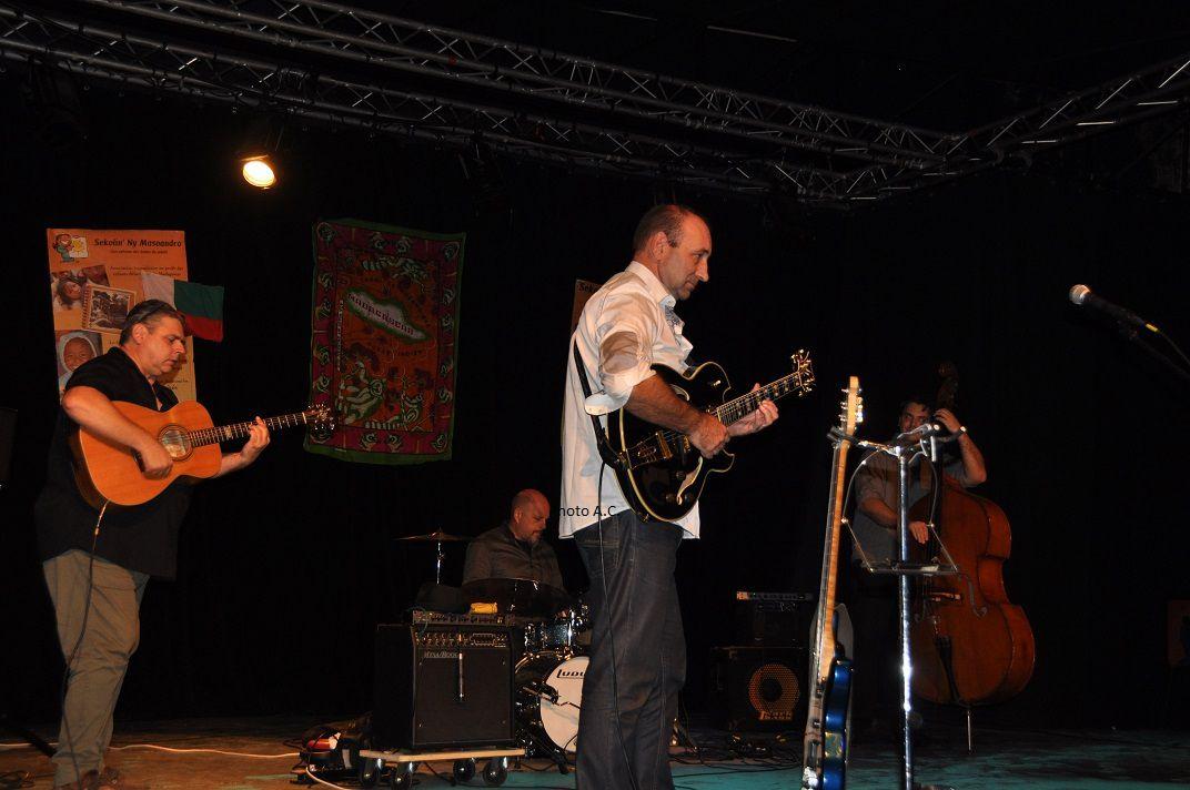Le Quartet Jean-Max Coustet (Jazz-fusion)