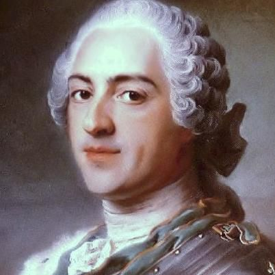 """Louis XV, le """"bien-aimé"""""""