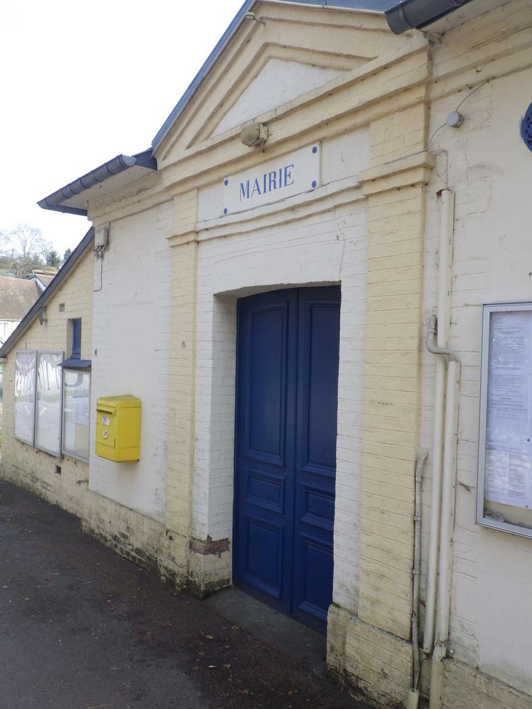 La Mairie de Hautot sur Seine