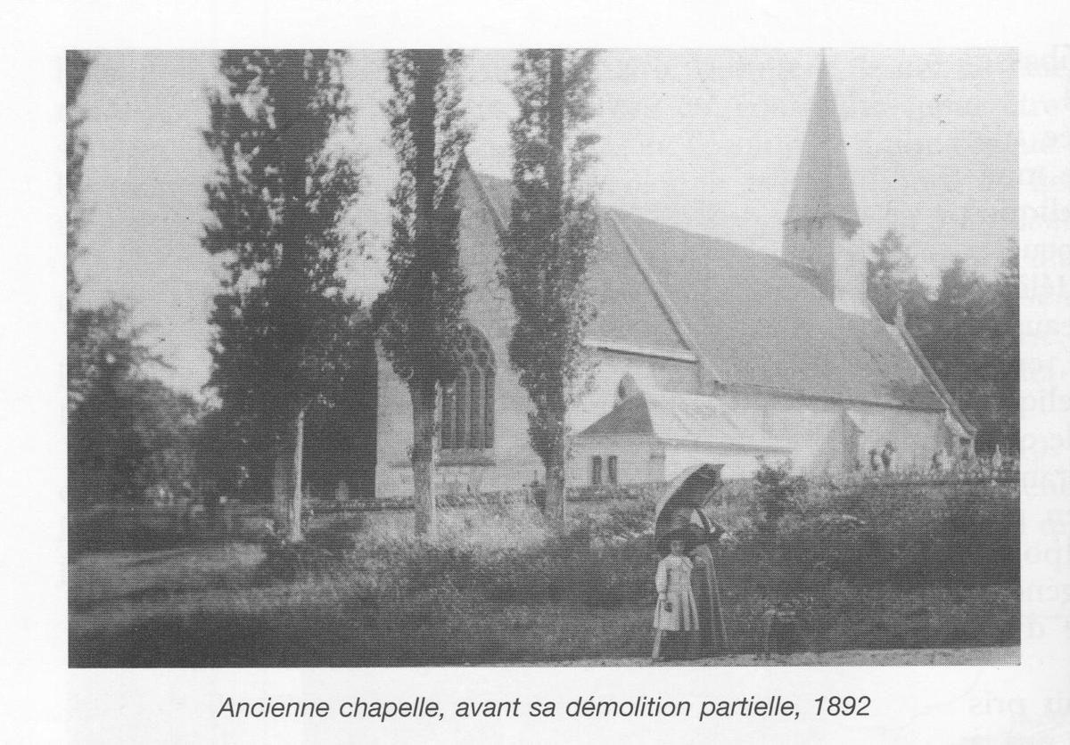 Nos voisins du Val de la Haye et leur colonne Napoléon