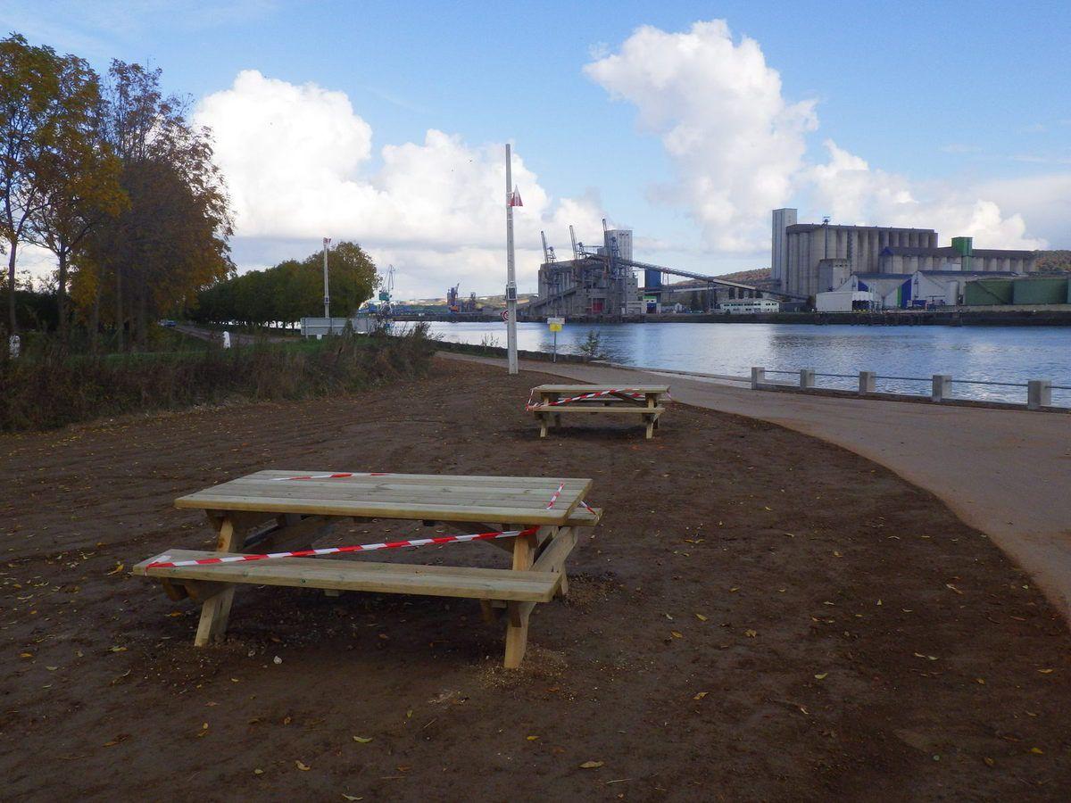 Le belvédère d'Hautot sur Seine