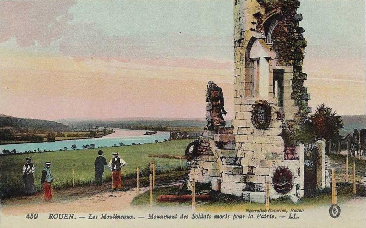 L'Ile des Oiseaux d'Hautot-sur-Seine
