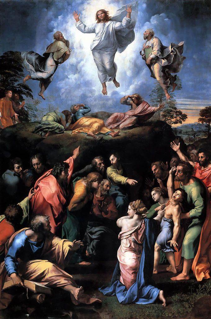 La transfiguration d'Hautot sur Seine
