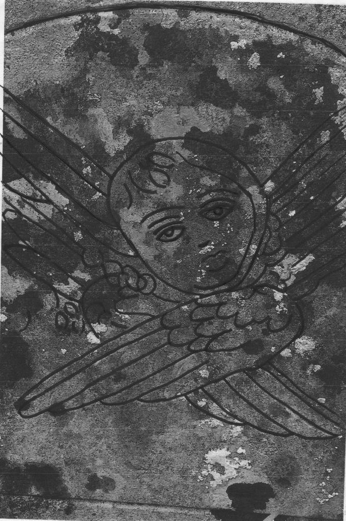L'ange d'Hautot-sur-Seine