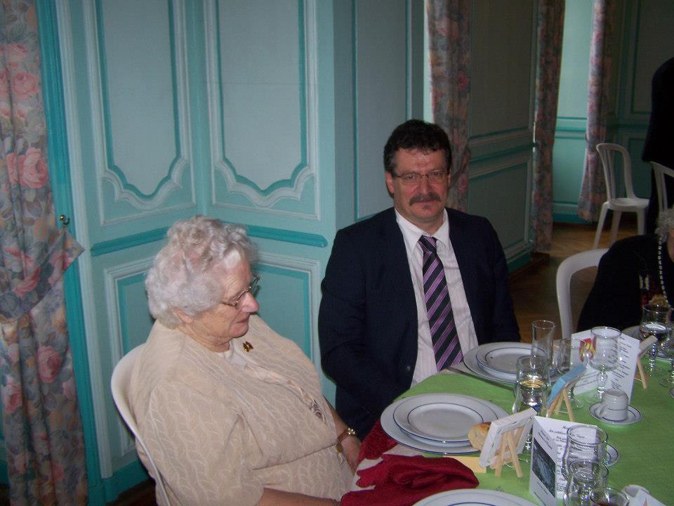 Repas des Ainés du 21 octobre 2012 à Hautot sur Seine