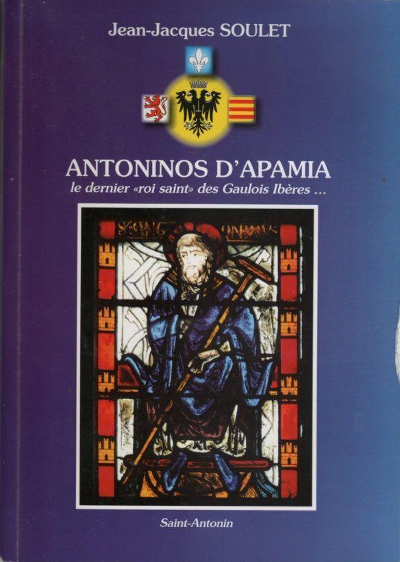 Antonin, saint patron d'Hautot-sur-Seine