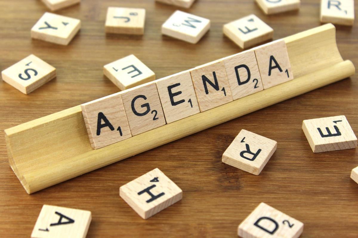 Les temps forts de mon agenda du 22 au 27 mai