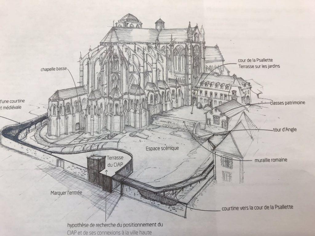 16 mai : Conseil municipal. Échanges sur le projet d'aménagement des jardins de la Cathédrale. Je plaide pour que la DRAC laisse les élus avancer sur ce dossier qui est aujourd'hui bloqué. Il est capital d'avancer sur ce projet lié au classement du Mans au Patrimoine mondial de l'Humanité.