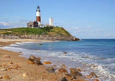 Lighthouse, Montauk, Les Hamptons