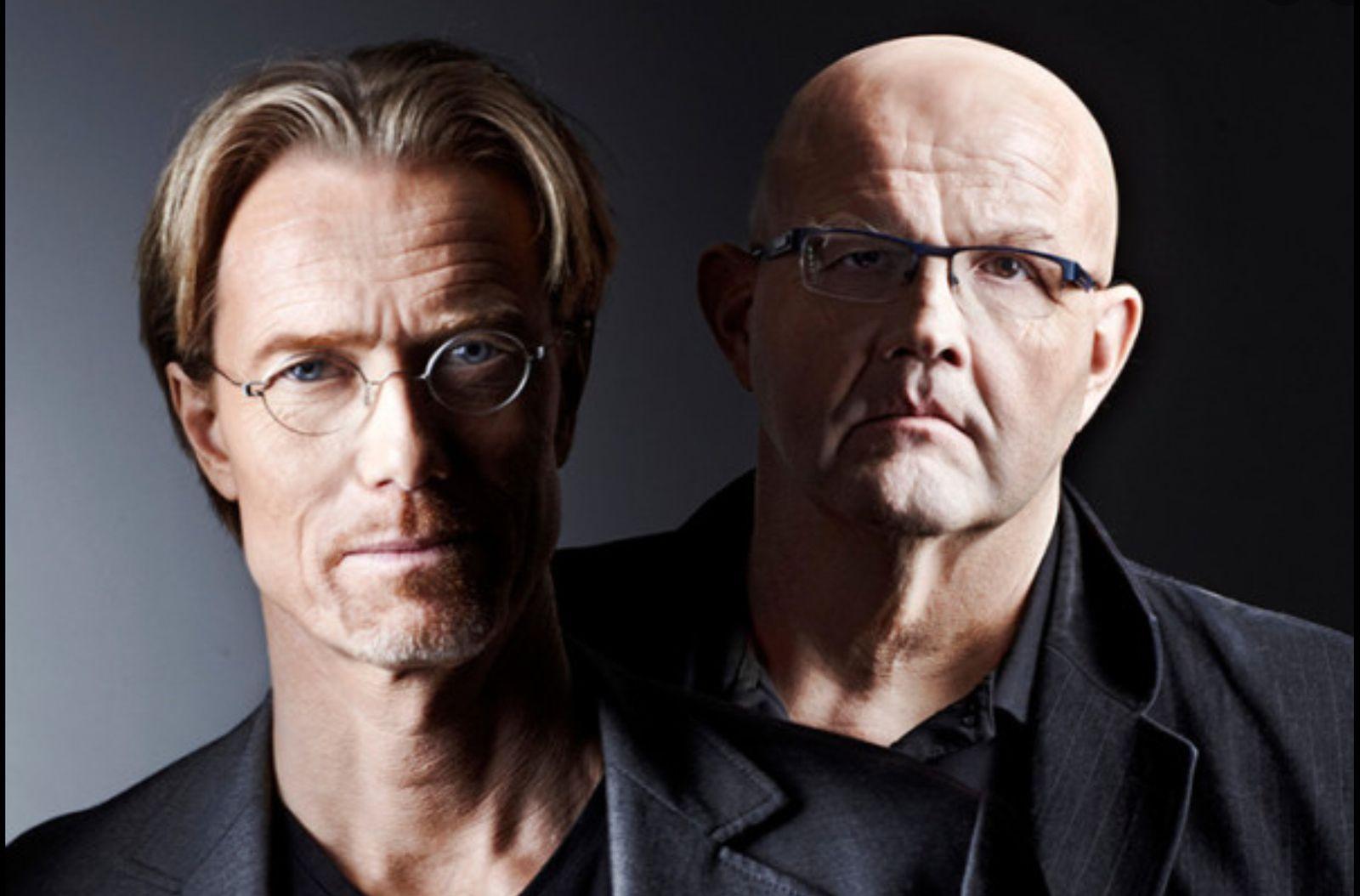 Andres Roslund et Börge Hellstrom (Salomonsson Agency)