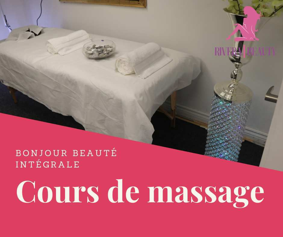 Formation en massage (Montreal)