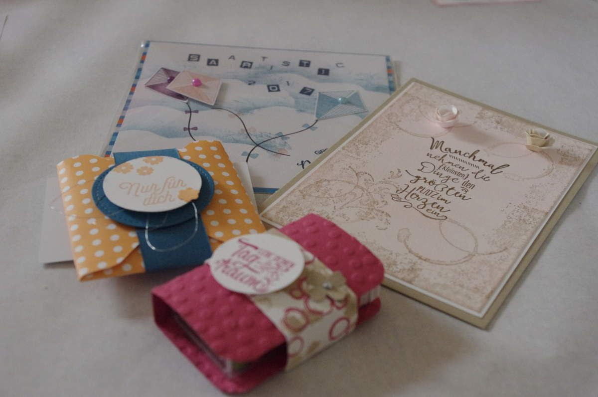 swap stampin'up