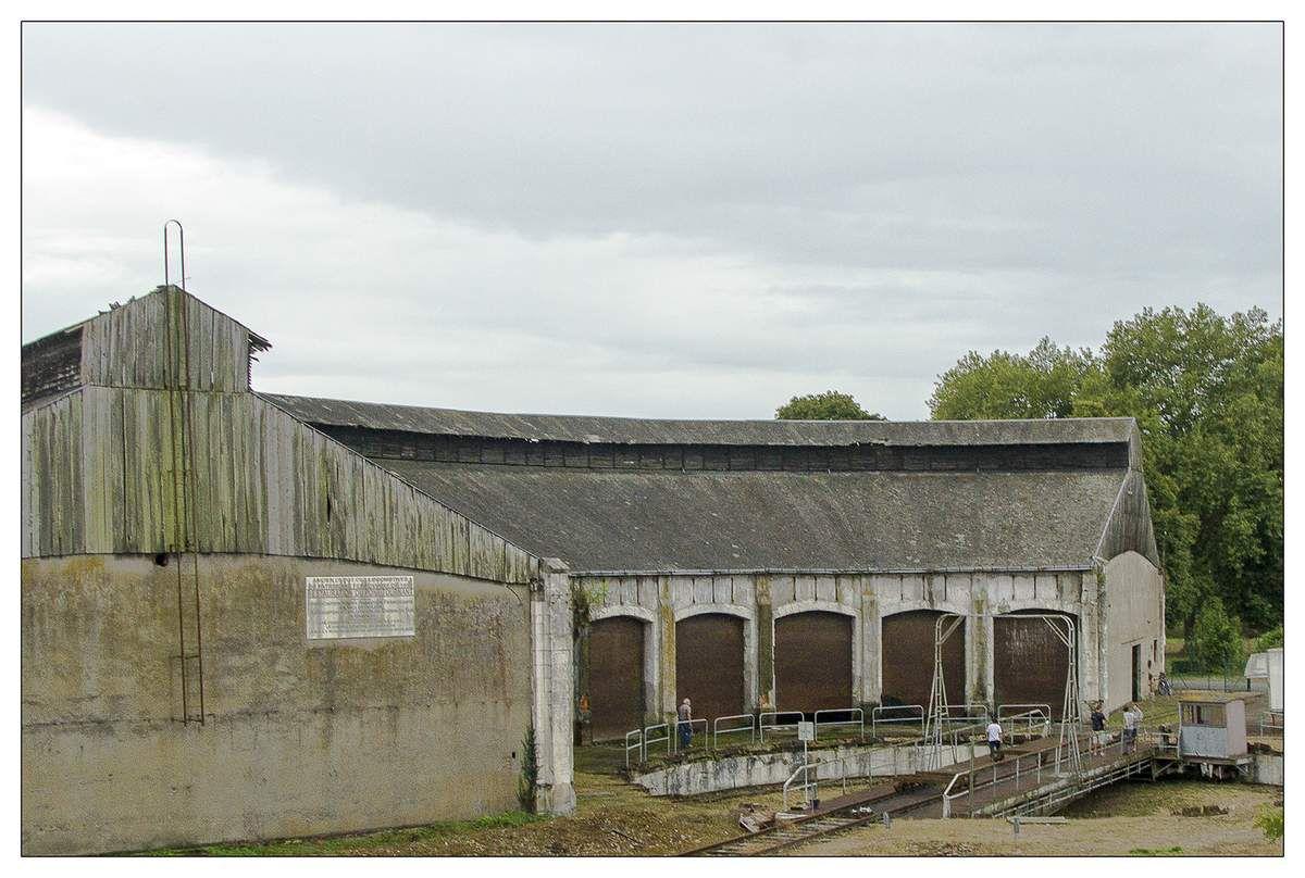 Rotonde de Montabon - Sarthe