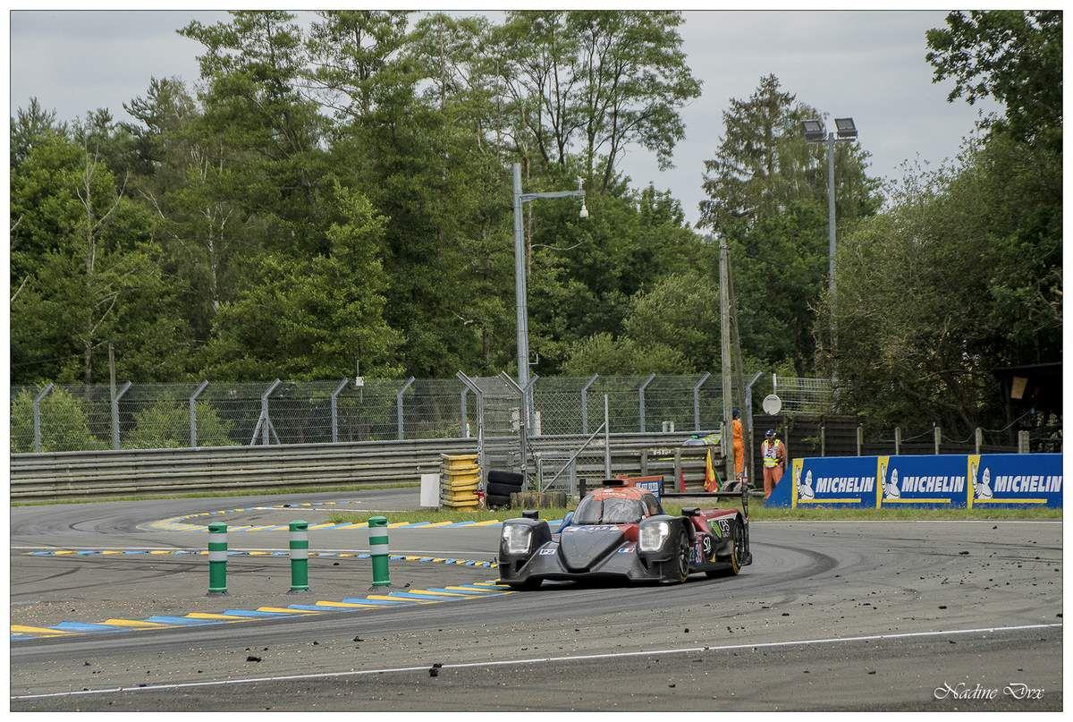 LM P2 N°39 - 24H du Mans 2018