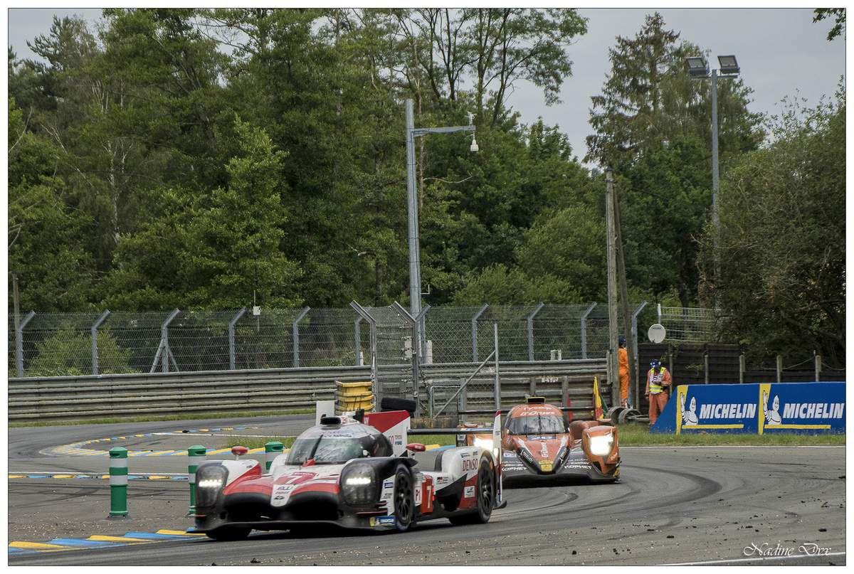 LM P1 N°7 - 24H du Mans 2018