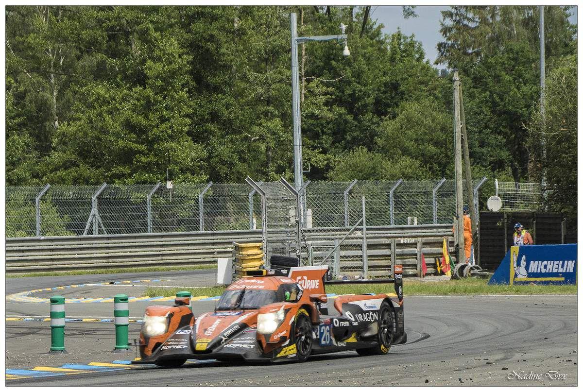 LM P2 N°26 - 24H du Mans 2018