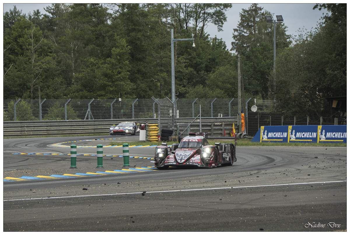 LM P1 N°3 - 24H du Mans 2018