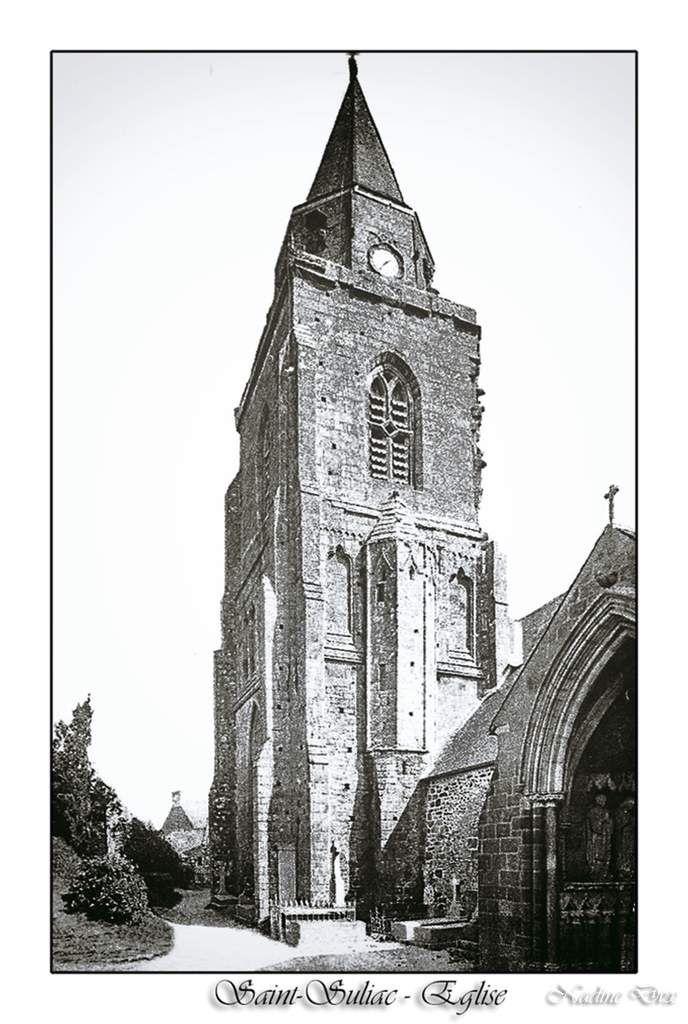Eglise de Saint-Suliac - 35