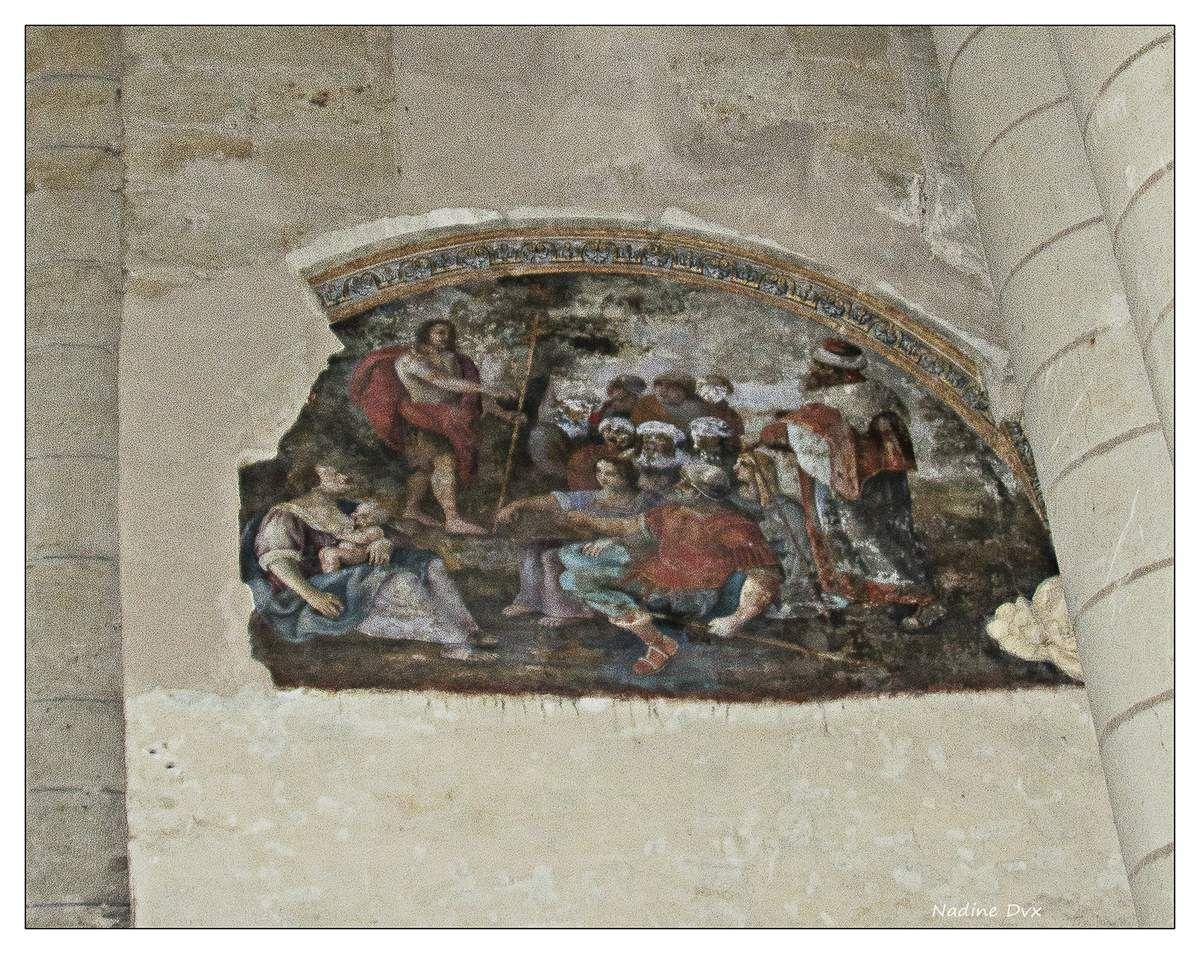 Eglise abbatiale de Frontevraud